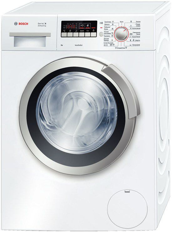 Bosch WLK20267UA