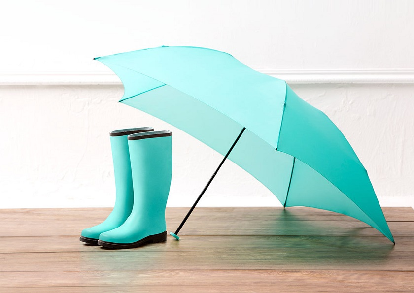 Зонт с нано-технологией