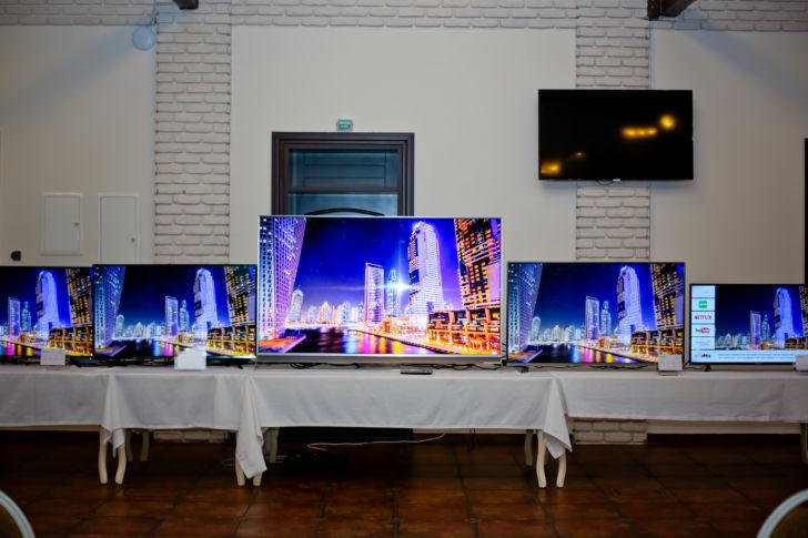 Новая линейка телевизоров Hisense покорит сердца украинцев