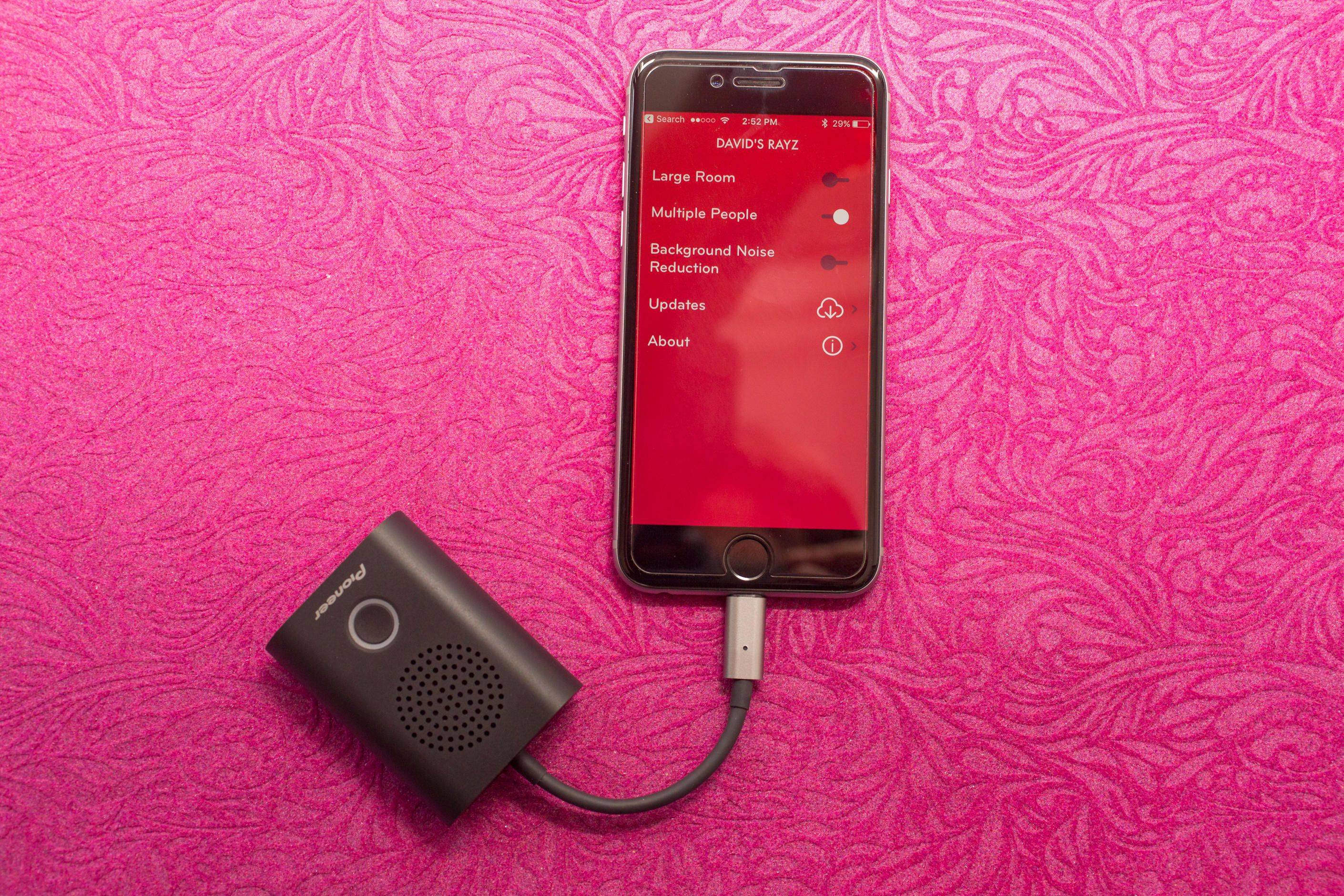 Rayz Rally – идеальный аксессуар для iPhone